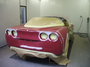 car respray prices