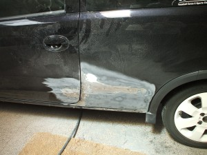 car accident repairs