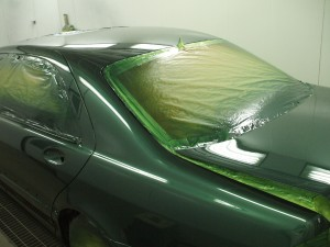 car respraying