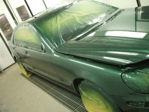 car body respray prices